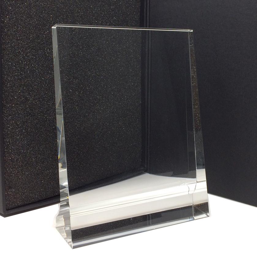 trophée en forme de prisme