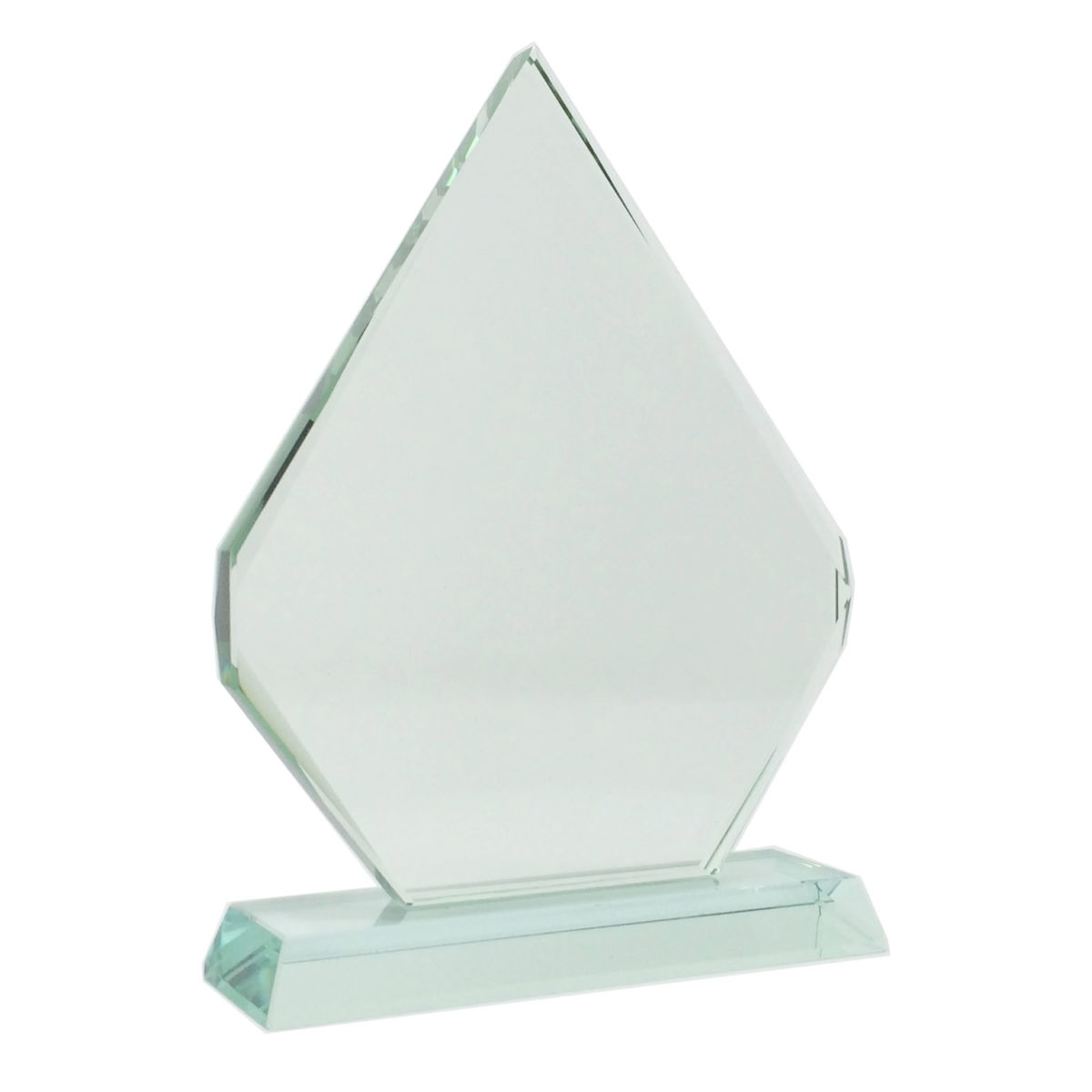 trophée diamant jade