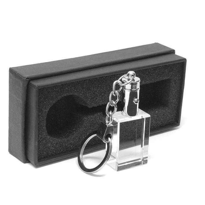 porte clés lumineux pour cadeau d'entreprise gravure